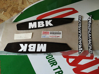 N.O.S decalque autocollants MBK 51 MAGNUM RACING XR mobylette
