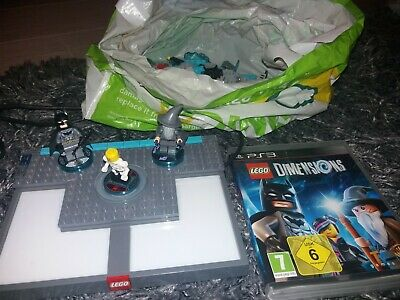 LEGO Dimensions: Starter Pack for Play Station 3 Game. Used condition