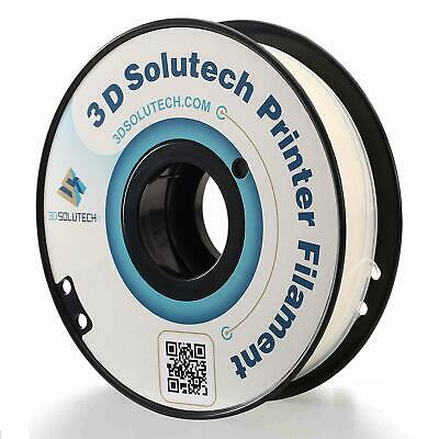 3D Solutech Natural Clear 1.75mm 3D Printer PLA Filament Dimensional Accuracy...