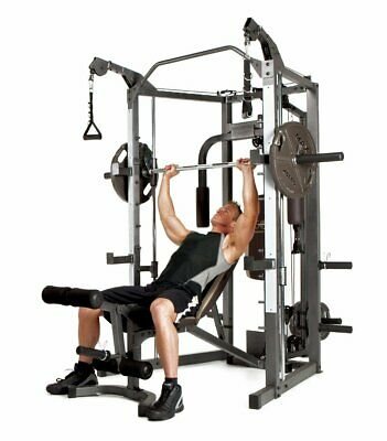 NEW Make Offer CPR-142 CPR-143 Yukon Fitness Caribou III Smith Machine