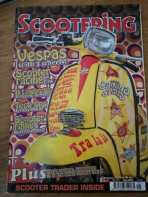 Scootering Magazine no.275 May 2009