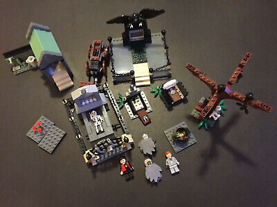 Lego 4766 Harry Potter & The Goblet Of Fire 2005 - Graveyard Duel [Rare]