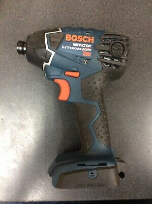 Used Bosch 25618 18v Impact Driver. Tool Only. (37130)