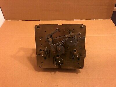 Vintage Clock Mechanism / Movement, For Spares