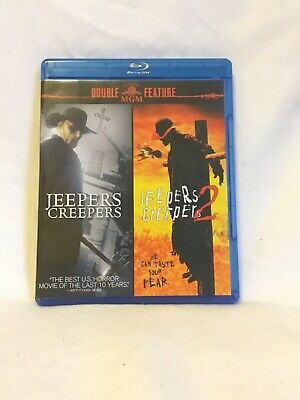 Jeepers Creepers/Jeepers Creepers 2 (Blu-ray Disc, 2013, 2-Disc Set)