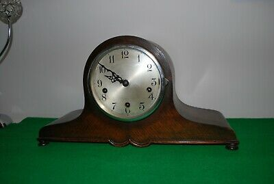 Art Deco English Westminster Chimes Mantle Clock