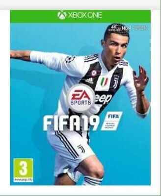 Electronic Arts FIFA 19 Game (Xbox One)