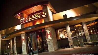 P.F. Chang's 100$ (2 50$ Online Gift Cards)