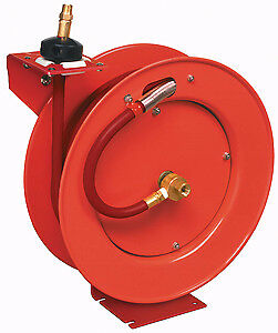 """Lincoln Industrial Corp. 83753 3/8"""" Air Hose Reel 50'"""