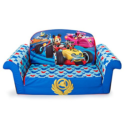 Enjoyable Marshmallow Furniture Childrens 2 In 1 Flip Disney Onthecornerstone Fun Painted Chair Ideas Images Onthecornerstoneorg