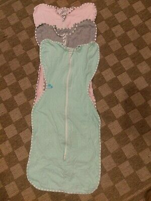 love to dream summer lite sleep suitS X 3. Bundle. size Large L