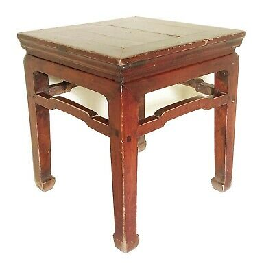 Antique Chinese Ming Meditation Bench/Edn Table (2636), Circa 1800-1849