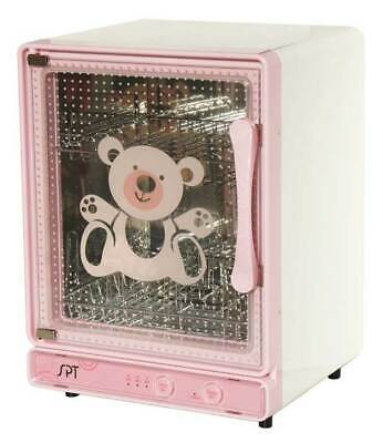 Baby Bottle Sterilizer and Dryer in Pink [ID 3842342]
