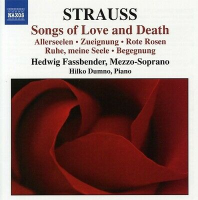Hedwig Fassbender, R - Songs of Love & Death [New CD]