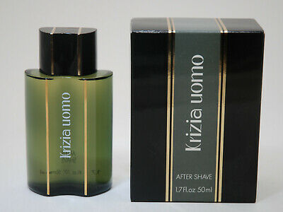 Krizia Uomo After Shave 50 Ml Old Formula Vintage