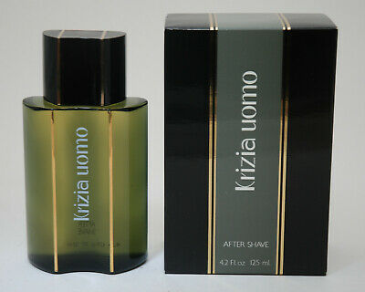 Krizia Uomo After Shave 125 Ml Old Formula Vintage