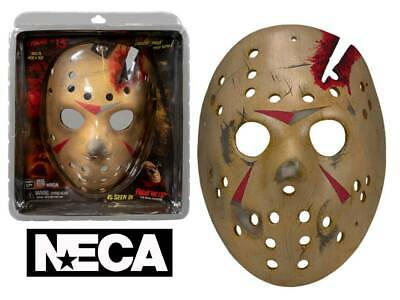 Mask Jason Voorhees Damaged Mask Prop Replica Friday 13 Friday 13th by Neca