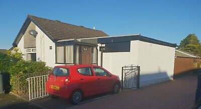 1-Bed (could be 2-Bed) Fully detached Bungalow in Stranraer in quiet Cul-De-Sac