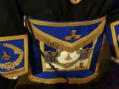 Grand Lodge Regalia