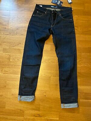 Rifle Blue Jeans Size 30 X 34 Dark Blue BRAND NEW WITH TAGS