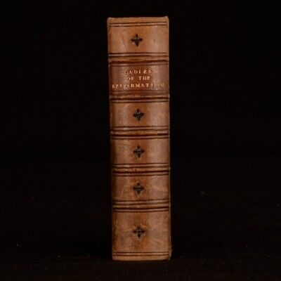 1855 Ladies of the Reformation First Edition James Anderson Illustrated Godwin