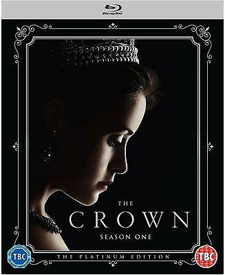 The Crown Season 1 UK Platinum Edition Blu-ray Box set