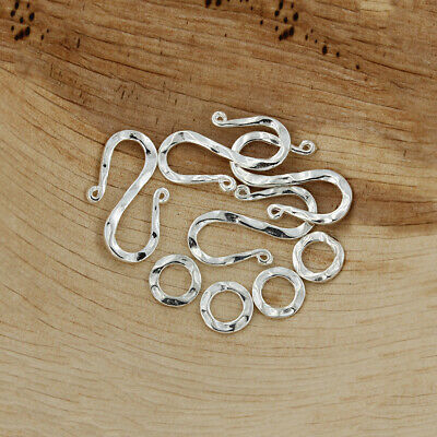 2 Toggle Clasps Sets Stainless Steel 2 Piece Set 20mm x 15mm FD135