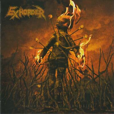 EXHORDER - MOURN AT THE SOUTHERN SKIES (2019) Thrash Groove Metal CD+FREE GIFT