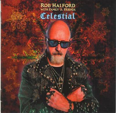 ROB HALFORD (ex Judas Priest) WITH FAMILY AND FRIENDS - CELESTIAL (2019) CD+GIFT