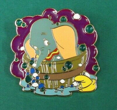 Tinker Bell LE250 Stained Glass Bath Time Fun Series Disney Pin DS