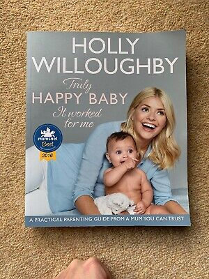 Truly happy baby By Holly Willoughby