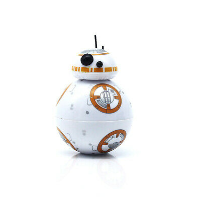 3 Layer Zinc Alloy Tobacco Mill Spice Herb Grinder star war bb-8 2 inch