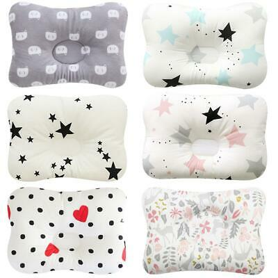 Baby Nursing Pillow Infant Sleep Support Concave Cartoon Shaping Pillow R1BO