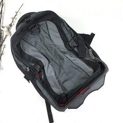 """Eagle Creek Convertible Backpack Daypack Blac 19"""" Carry-On Travel Luggage"""