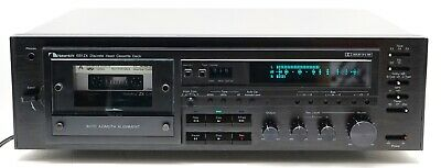 Nakamichi 681 ZX Cassette Deck//Audiophile Deck//Tested//With Extras//NO RESERVE