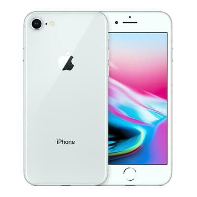 Apple iPhone 8 256gb Factory Unlocked or Verizon, At&t Silver