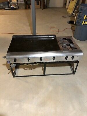 Commercial Flat Top Grill