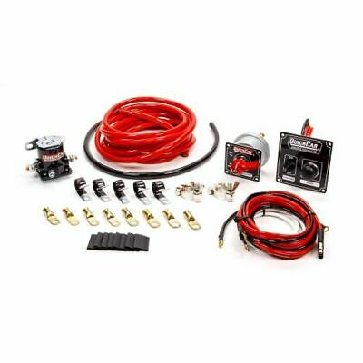 Quickcar Racing Products 50-835 Ignition/Battery Wiring Harness Kit 2 Gauge