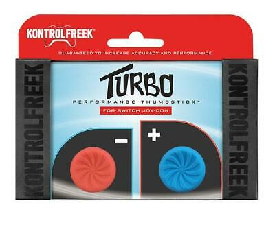 KontrolFreek FPS Freek Turbo Thumbsticks Grips for Nintendo Switch