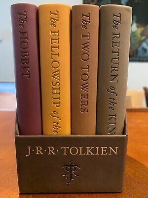 The Hobbit and the Lord of the Rings: Deluxe Pocket Boxed Set by J. R. R....