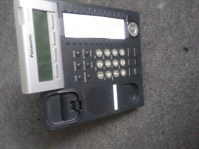 PANASONIC KX-DT343 24 Button Office Phone USED Tested