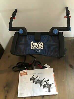 Lascal Buggy Board Maxi With Uncut Connectors