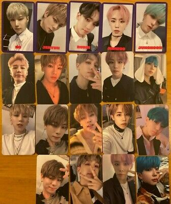 1TEAM ONE Official Photocards! (MMT -Limited- + Make + This)