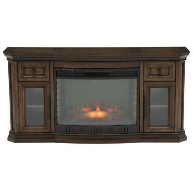 Best Electric Fireplace Space Heater Tv Stand Corner Media