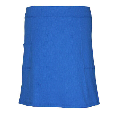 BNWT, Ladies Golf Bamboo Skort in Turquoise Blue, FREE SHIPPING!