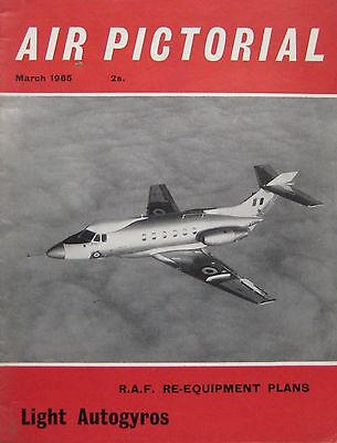 Air Pictorial magazine March 1965