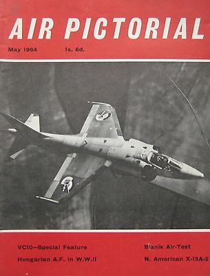 Air Pictorial magazine May 1964