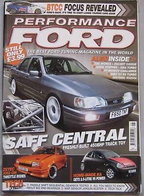 Performance Ford magazine May 2009