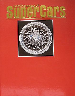 The Encyclopedia of Supercars Binder only