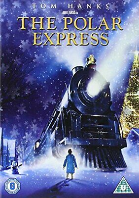 The Polar Express [2004] [DVD], New, DVD, FREE & FAST Delivery